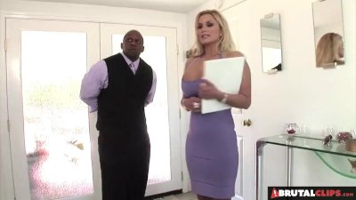 BrutalClips - Big boobed Tyla