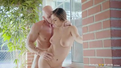 Cop pounds sexy skater girl Nina North - Brazzers