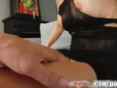 Preview 5 of Milf Thing Redhead Milf Gets Her Mature Pussy Fucked