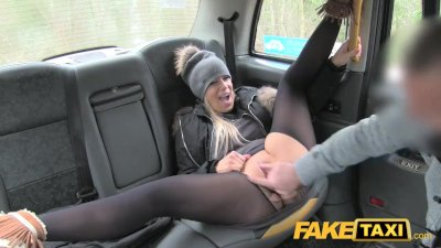Fake Taxi Lady wants drivers c