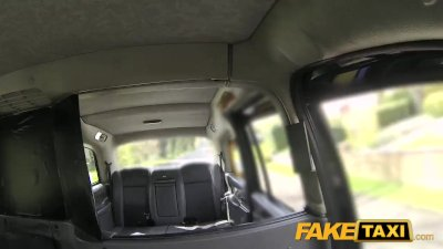 Fake Taxi Natural tits redhead