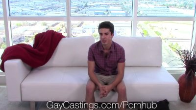 GayCastings - Casting Agent Drills Mike Chambers