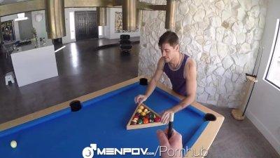 MenPov - Jack Andy pounds Nate Stetson POV style