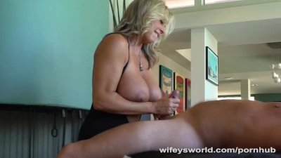 Mercedes Carrera gets a big black schlong