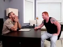 Next Door Buddies Suck My DICK, Officer!