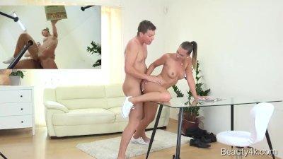 Beauty4k.com - Naomi Bennet - Choosing ideal cock pleasure