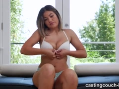 Hot Asian Girl Fucking Her First Black Guy To Be In A Rap Video