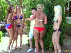 Preview 4 of 4th Of July Done Right - Brazzers
