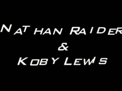 Nathan Raider and Koby Lewis
