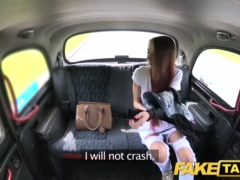 Preview 4 of Fake Taxi Student Has Nice Arse And Wet Pussy