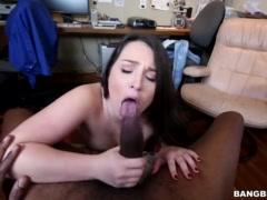 Monster cock makes that white girl pussy pop (mc13740)