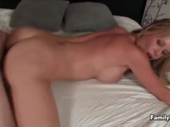 Preview 8 of Step Mom Impaled By Big Dick Step Son