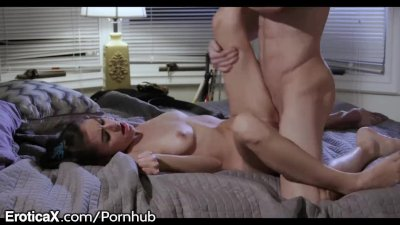 EroticaX Italian Teen Rides Boyfriends Big Cock