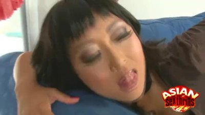 Yuki Mori Gets Blacked