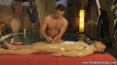Massage Handjob Combo Therapy