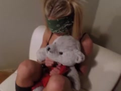 Daddy Scolds Brett Rossi for Doing Slutty Things at Night