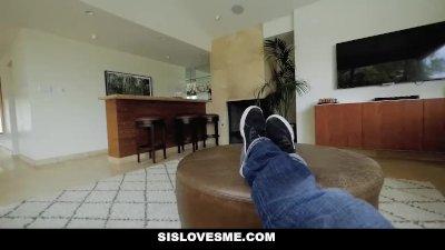 SisLovesMe - Step Sis Groped B