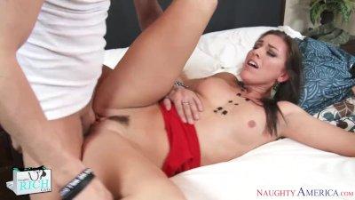 Rich Girl Rilynn Rae Swallows And Fucks A Big Dick Naughty America Porn Video 741 Tube8