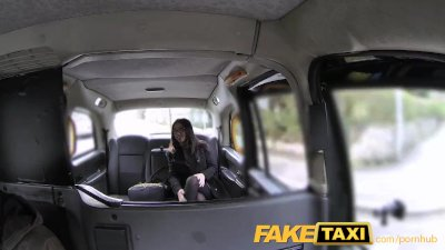 FakeTaxi Spanish babe has great tits and ass preview