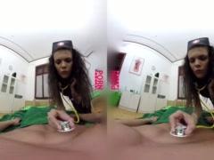 VirtualPornDesire-fetish nurse therapy 180 VR 60 FPS