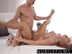Preview 6 of Nubilefilms - Beautiful Sex Makes Young Redhead Cum