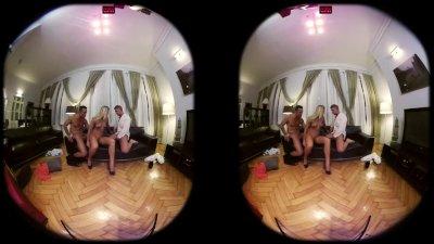 VirtualPornDesire - Best Friends 180 VR 60 FPS