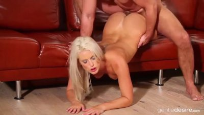 "Killergram Lou Lou gets fucked by 9"" of hard cock and creams all over it"